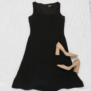 Ann Taylor Black Business Dress